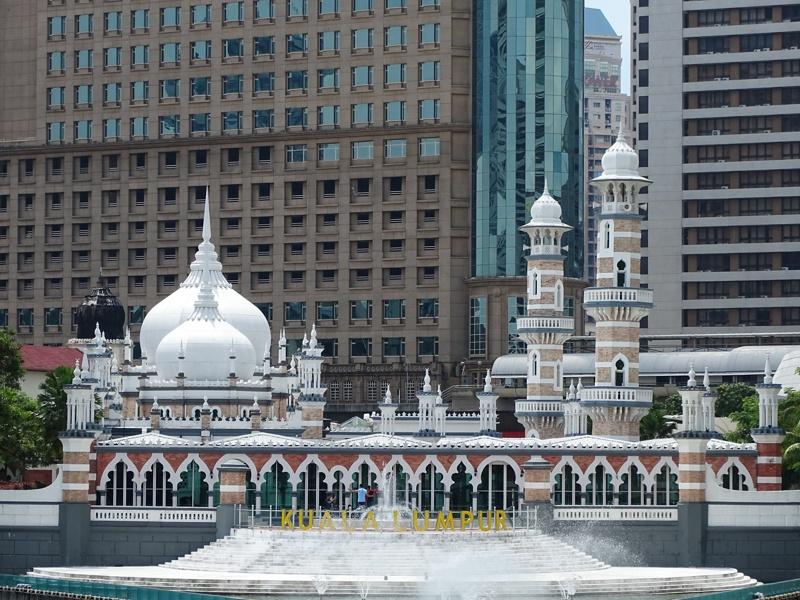 Moschee KL