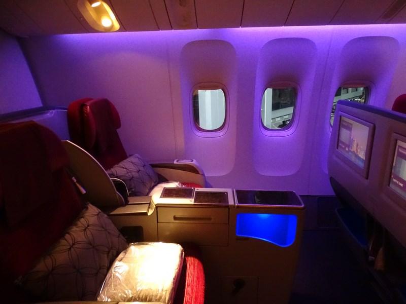 Boeing Business Class