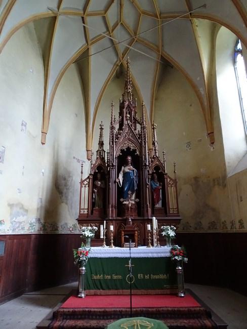 Altar Codlea