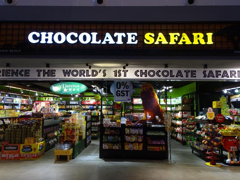 Chocolate Safari
