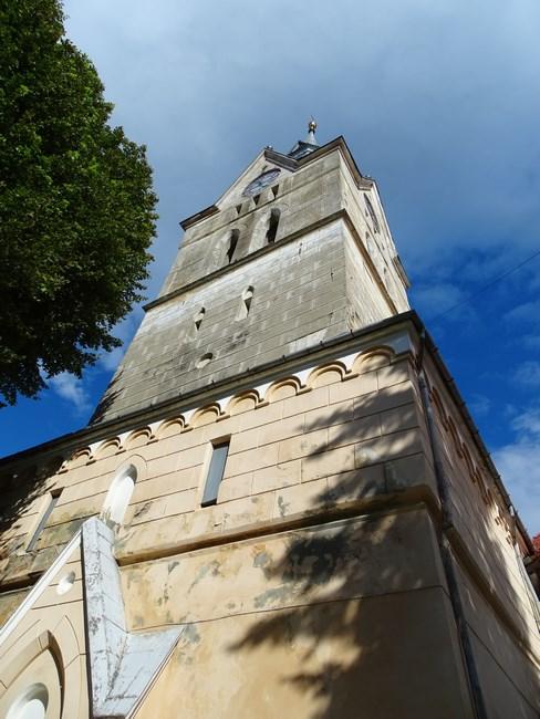 Clopotnita Biserica Codlea