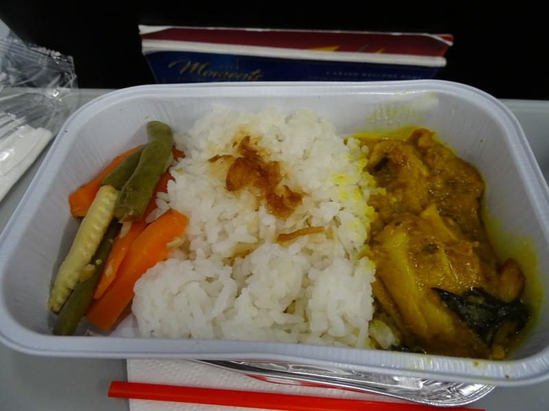 Mancare Air Asia