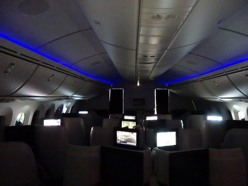 Zbor Noapte Dreamliner