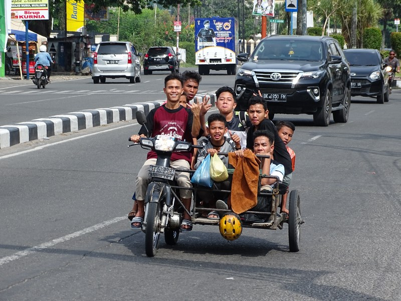 Transport Indonezia