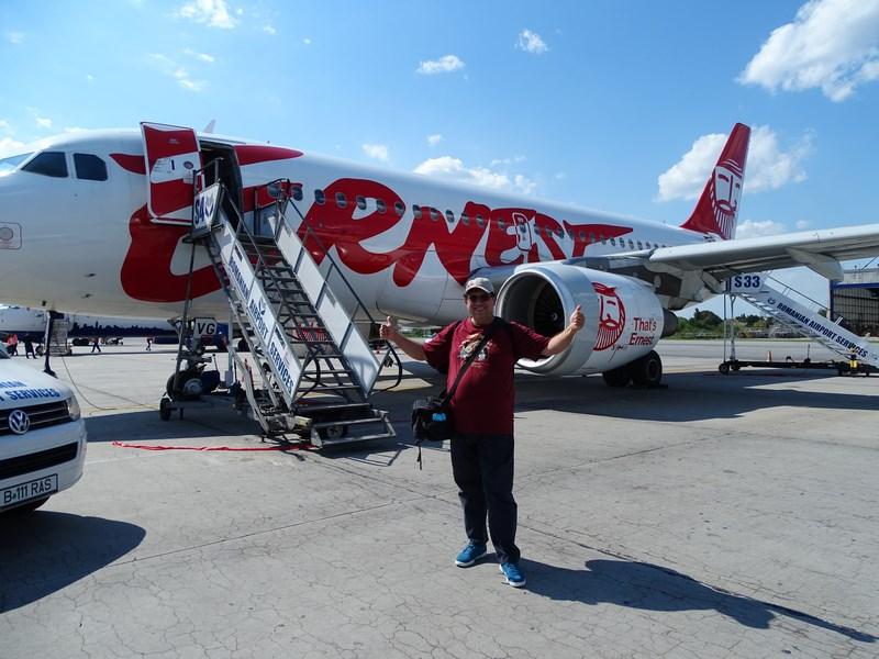 Ernest Airlines Bucuresti