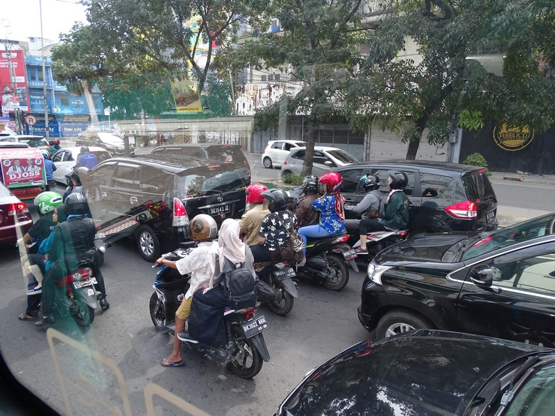 Trafic Medan