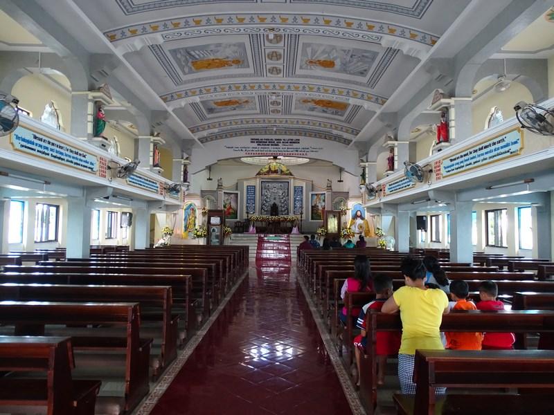 Interior Biserica Sumatra