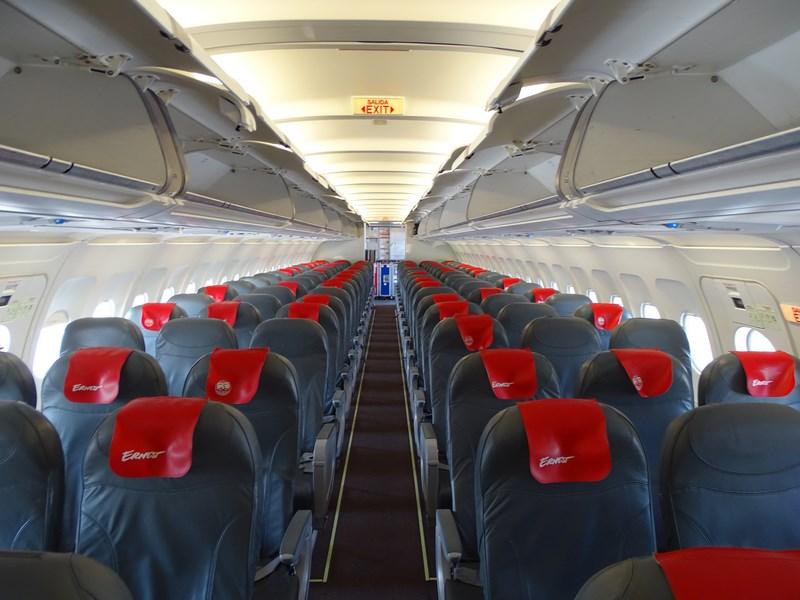 Interior Ernest Airlines
