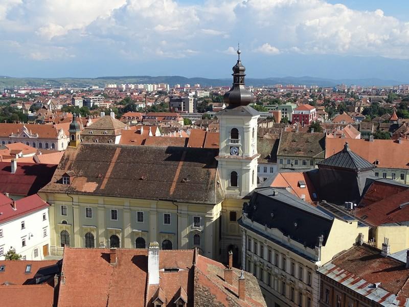 Panorama Sibiu