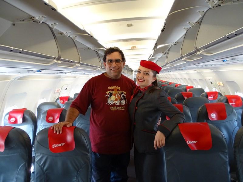 Stewardeza Ernest Airlines