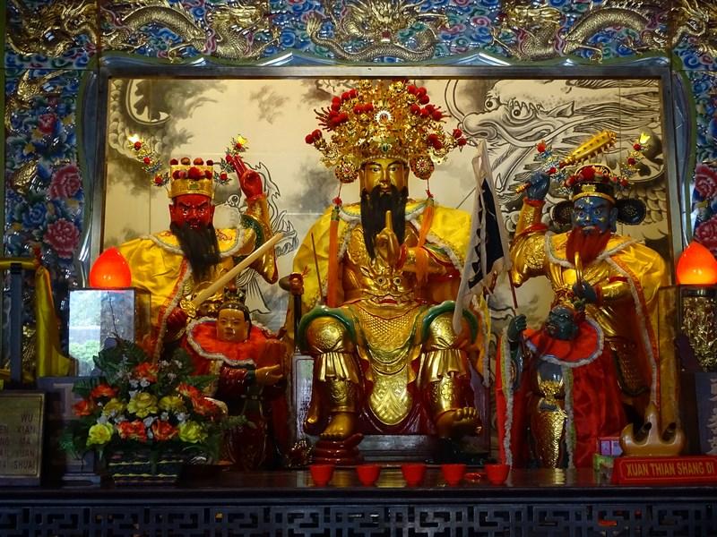 Templu Taoist Sumatra