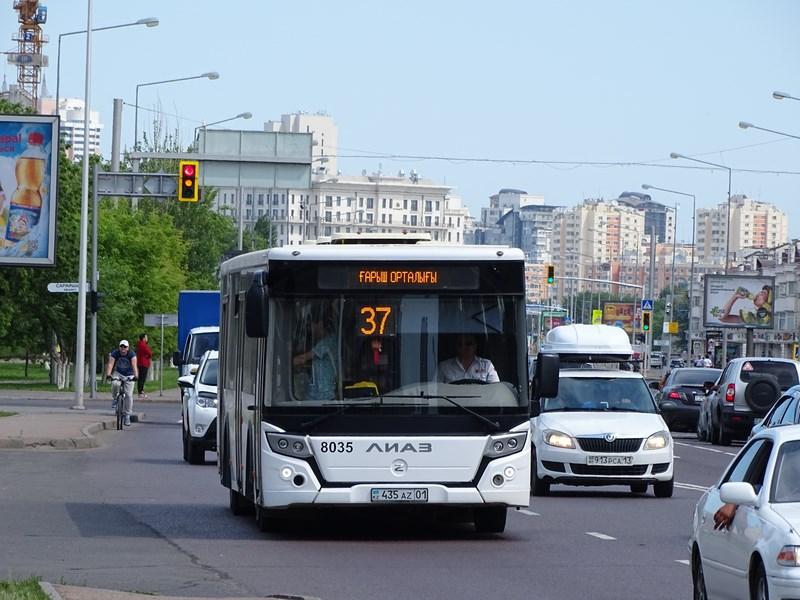 Transport Public Astana