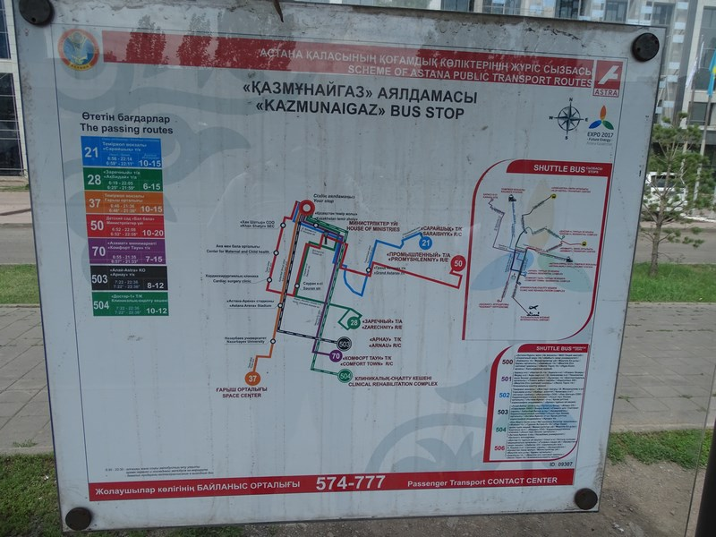 Harta Transport Public