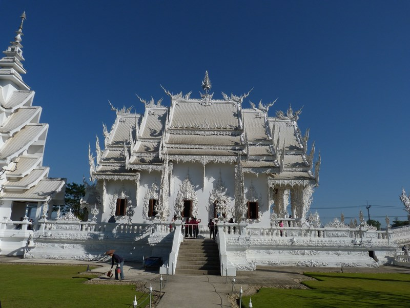 Templul Alb Thailanda De Nord