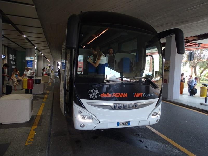 Autobuz Aeroport Genova