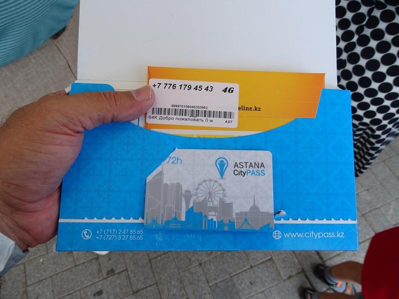 Astana Card