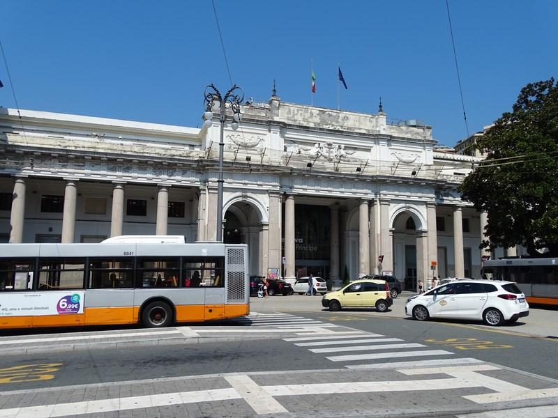 Gara Genova
