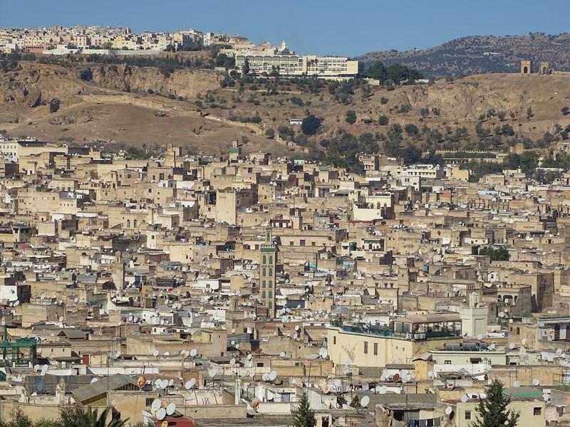 Panorama Fez