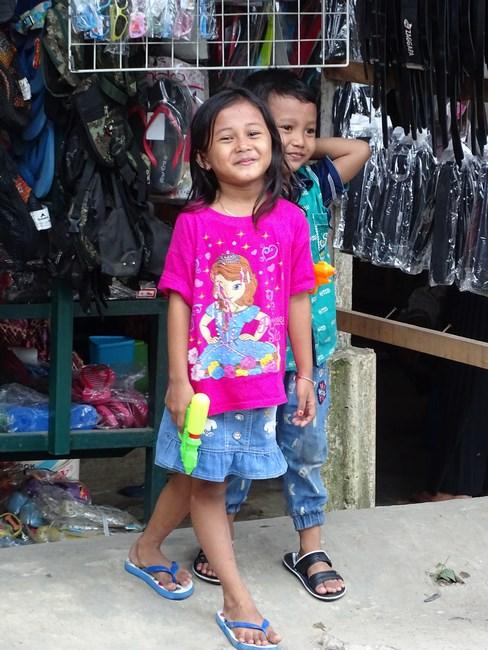 Copii Indonezieni