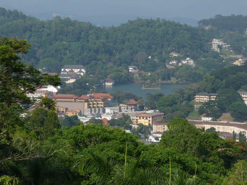 Panorama Kandy
