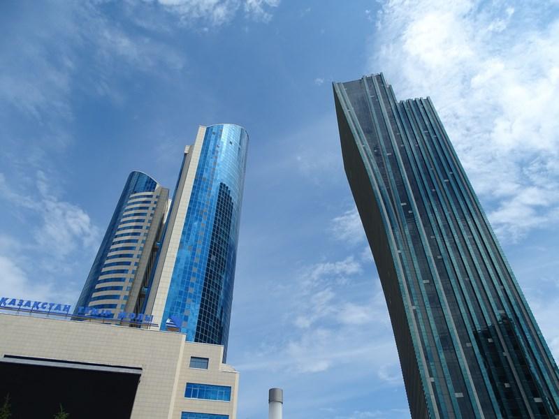 Cladiri Moderne Astana
