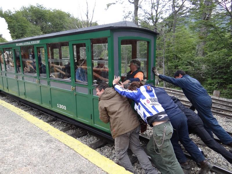 Imping Trenul