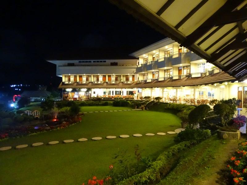 Sinabung Hills Hotel Berastagi
