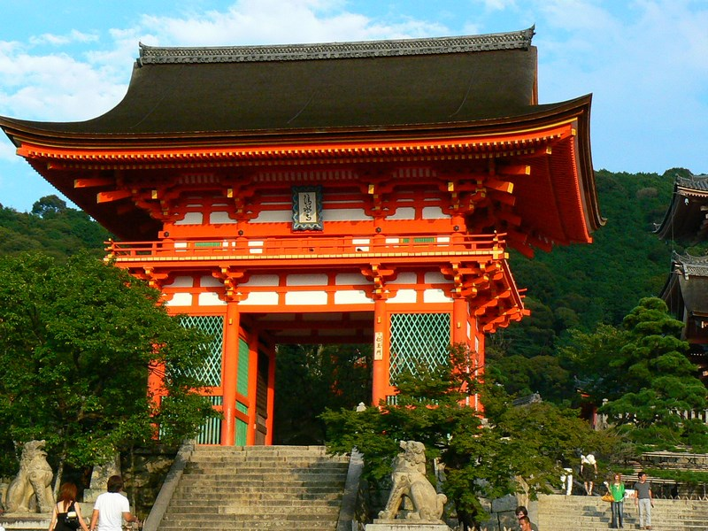 Templu Kyoto