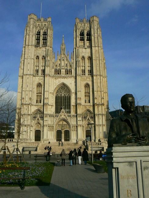 Catedrala St. Michel Bruxelles