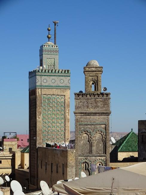 Minarete Fez