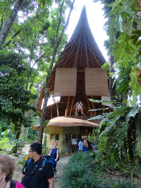 Restaurant Eco Lodge Bukit Lawang