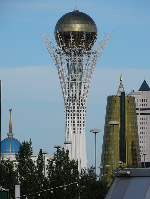. Turnul Bayterek