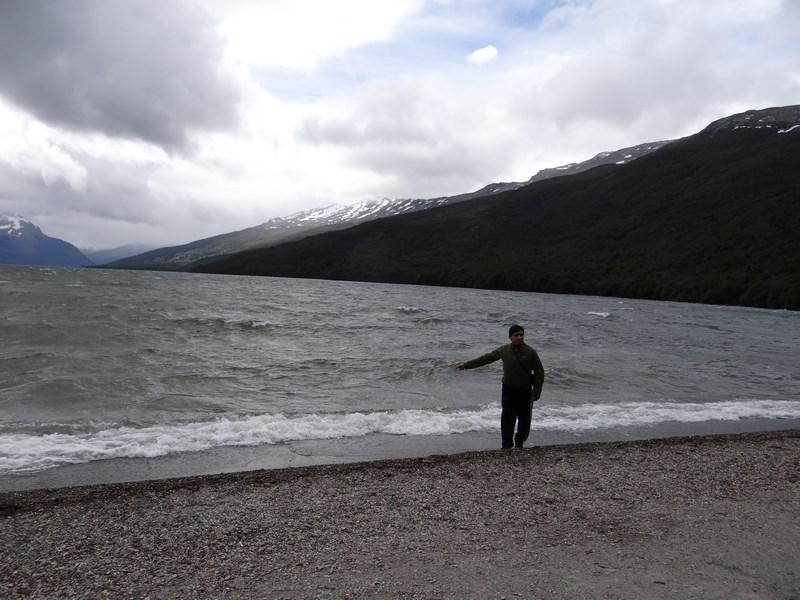 Lac In Tara De Foc