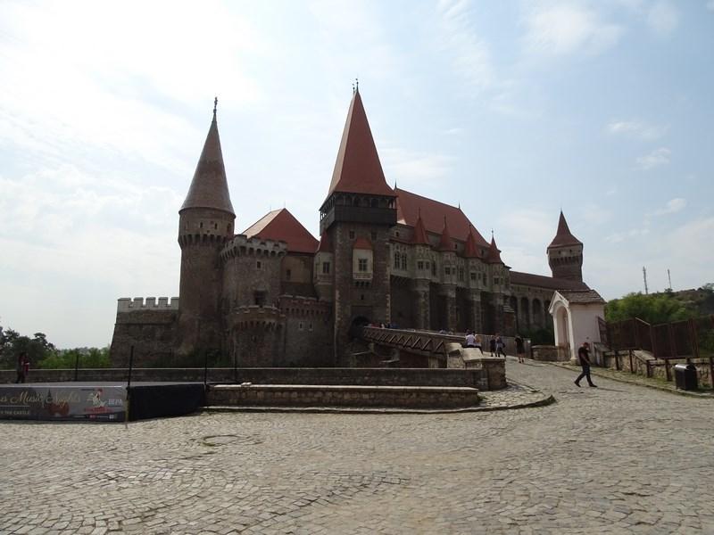 Castelul Huniazilor Hunedoara