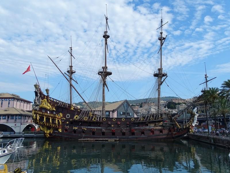 Barca Piratilor