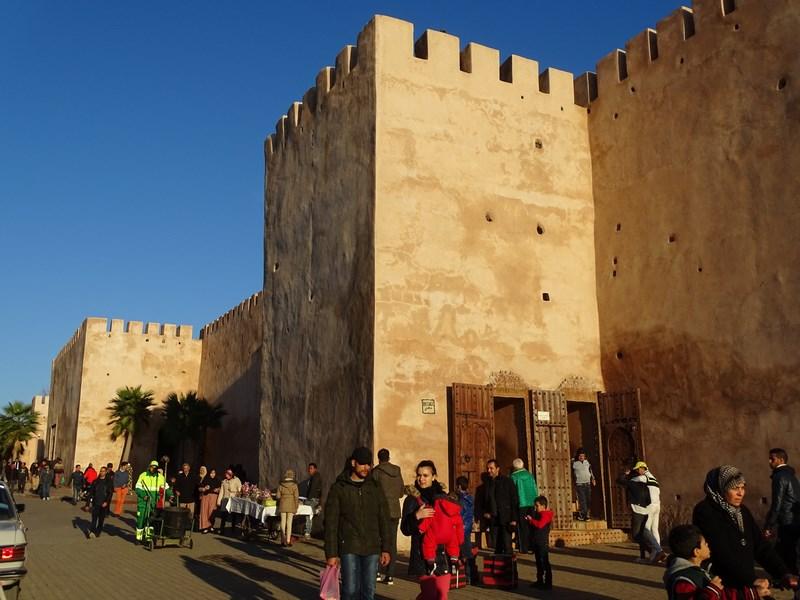 Ziduri Meknes