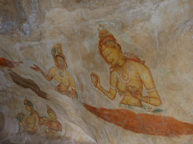 Femei Topless Sri Lanka