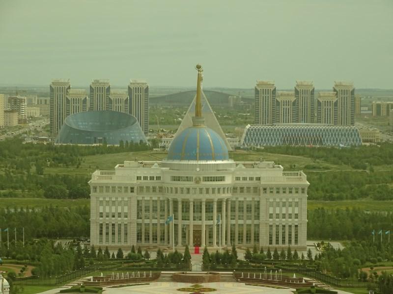 Palatul Prezidential Astana