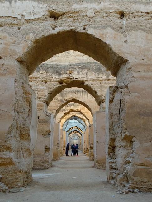 Grajduri Meknes
