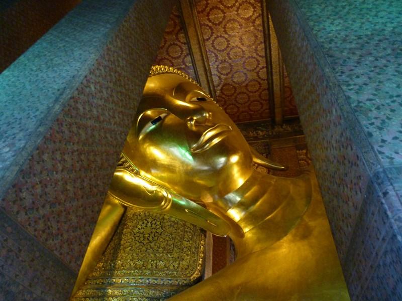 Reclined Buddha