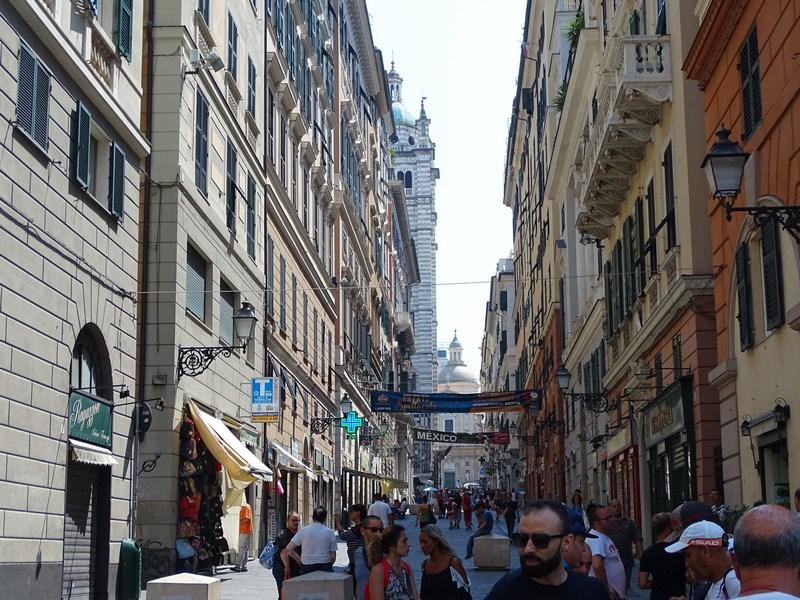 Centrul Vechi Genova