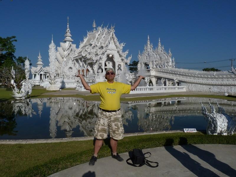Templul Alb Chiang Rai Thailanda De Nord