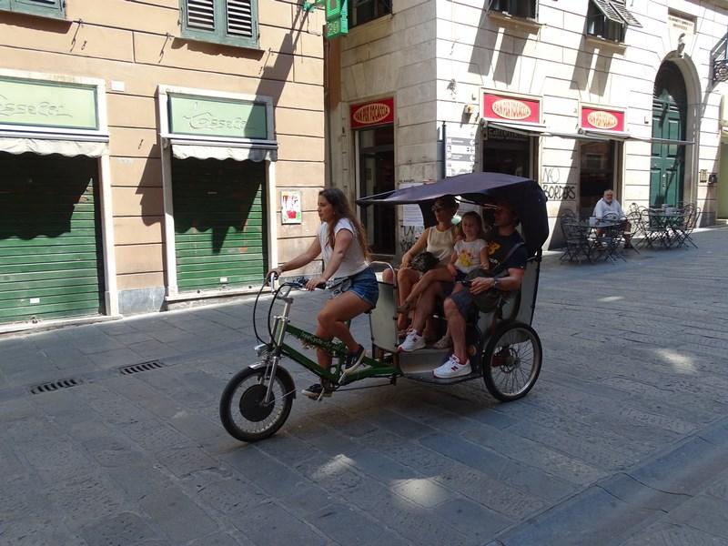 Transport Genova