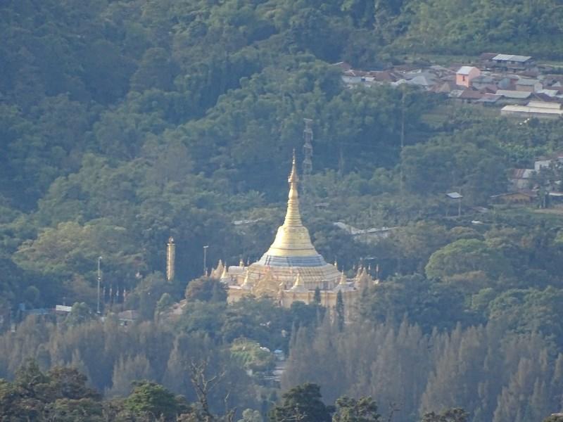 Stupa Berastagi