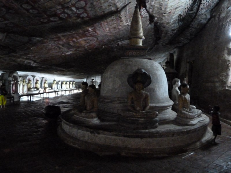 Stupa Dambulla
