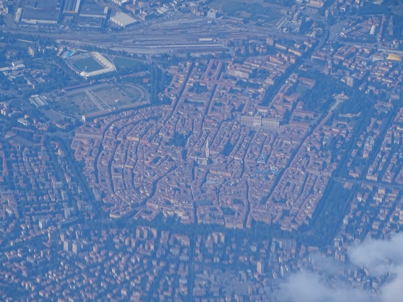 Centrul Istoric Modena