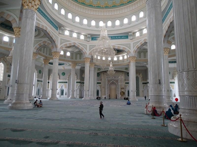 Interior Moschee Astana
