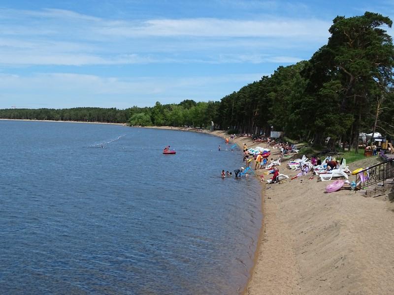Plaja Borovoe