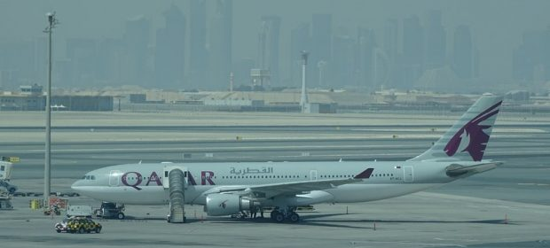 Qatar Airways In Doha