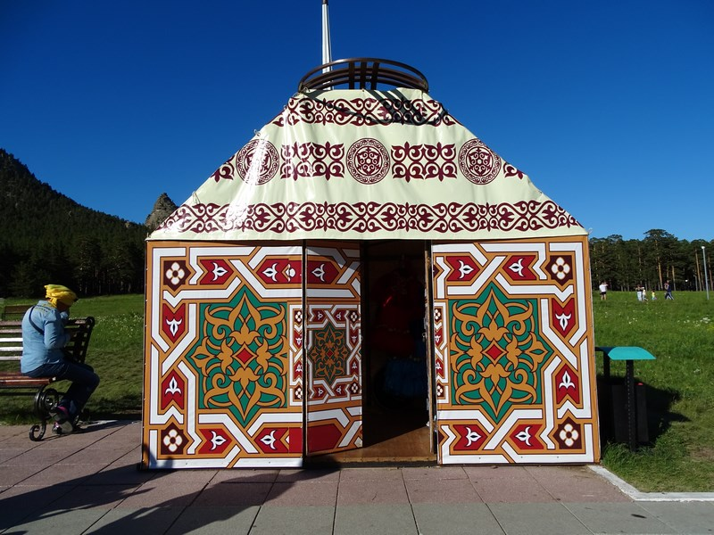 Yurta Kazahstan